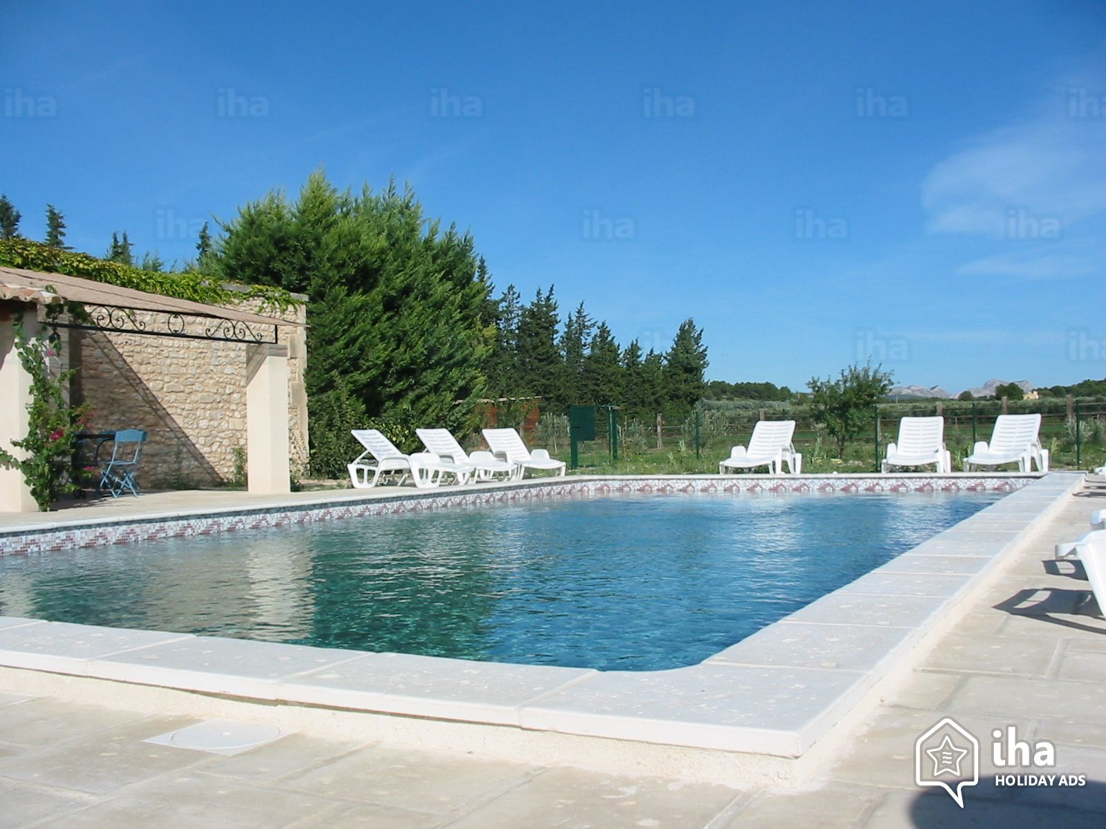 1 Bedroom Gîte - Self Catering For Rent From 2 To 4 People avec Self Piscine