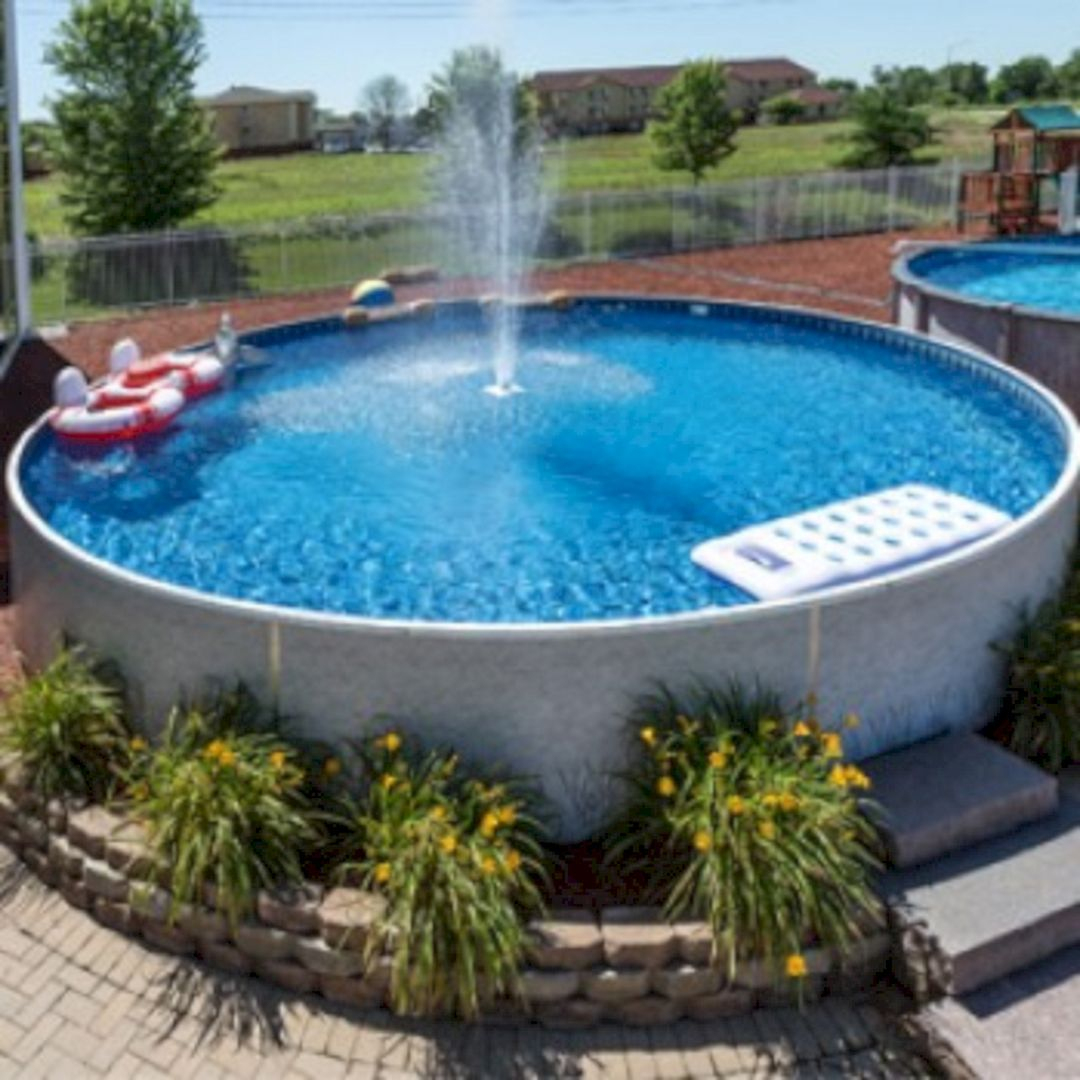 108 Best Pool Images In 2020 | Swimming Pools, Pool Designs ... encequiconcerne Azialo Piscine