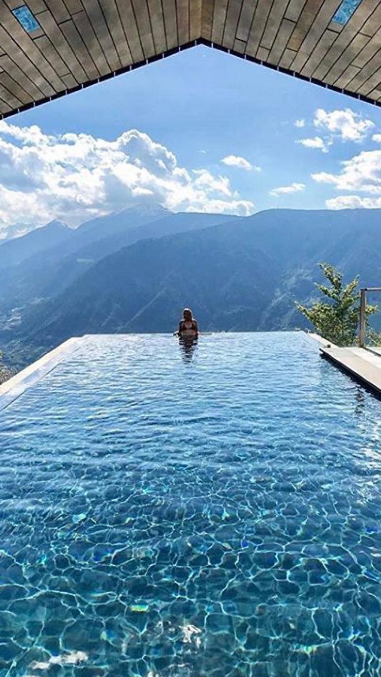 121 En Iyi Pool Görüntüsü | Yüzme Havuzları, Mimari Ve Evler pour Location Maison Portugal Piscine
