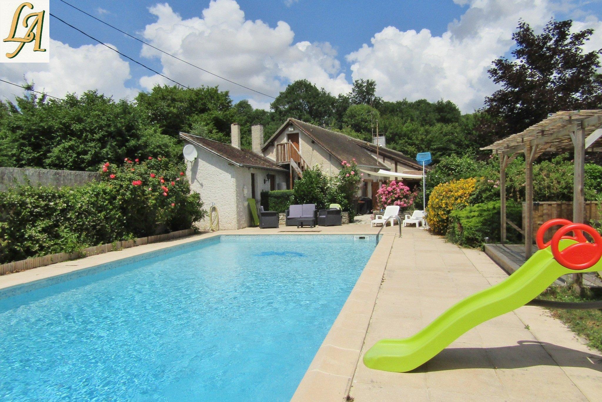 13 Maisons Avec Piscine En Vente À Pacy-Sur-Eure (27 ... à Piscine Pacy Sur Eure