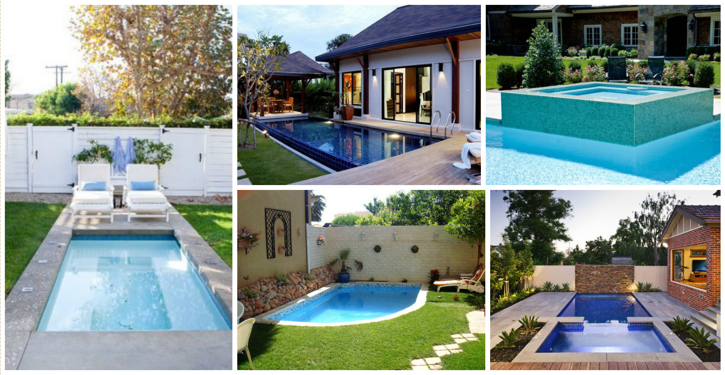 14 Mini Swimming Pools That Will Charm Your Garden - Top ... avec Arion Piscine