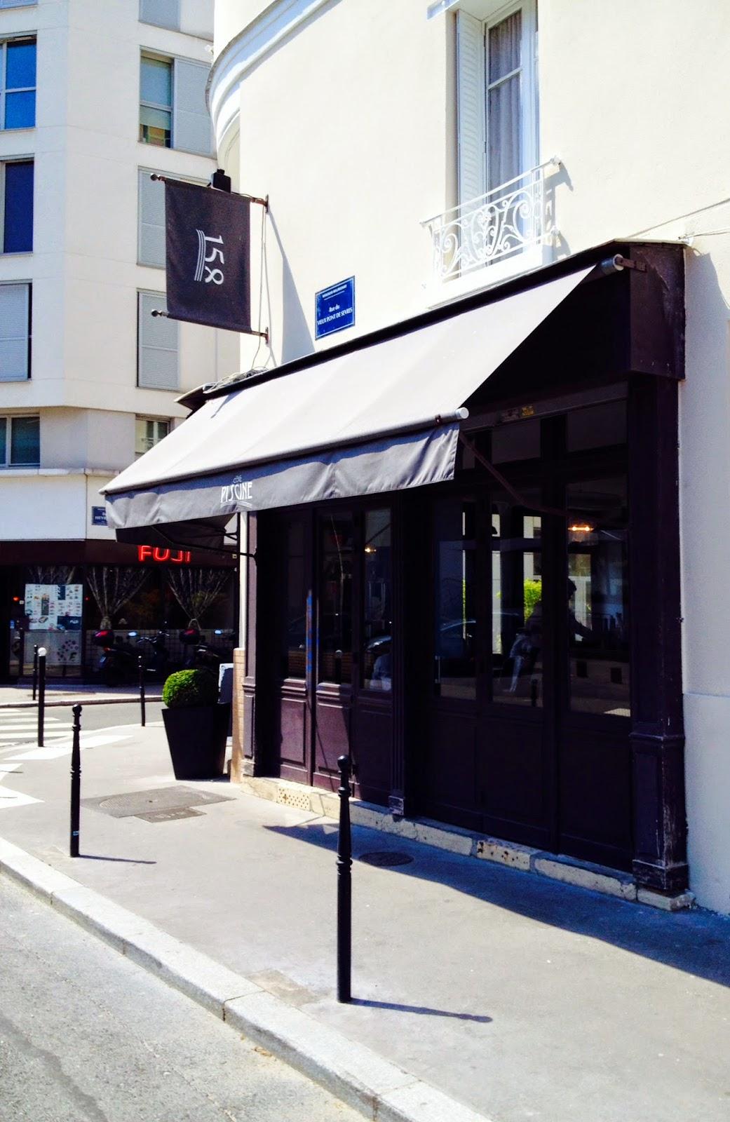158 Côté Piscine : Bar Restau À Boulogne | Globeshoppeuse concernant 158 Coté Piscine