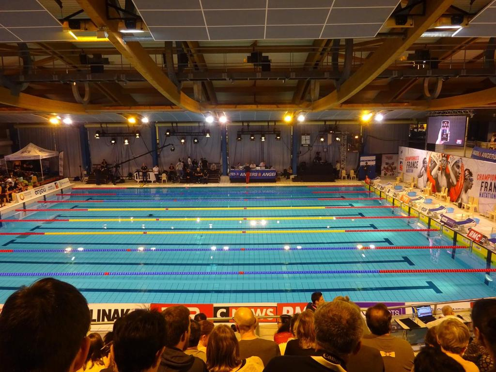 20191215 - Championnats De France Elite Angers - Us ... serapportantà Colomiers Piscine