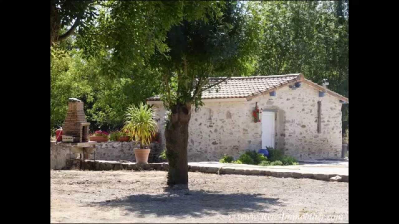 204754 Vente Superbe Maison Propriete Piscine Hectare ... pour Piscine Coueron