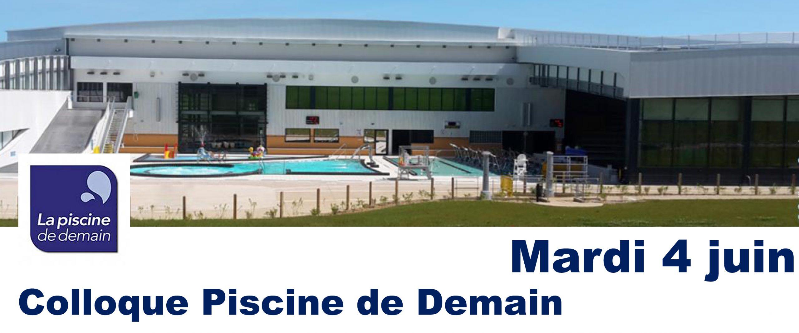 21Ème Édition De La Piscine De Demain : Colloque Au Centre ... à Piscine Mornant