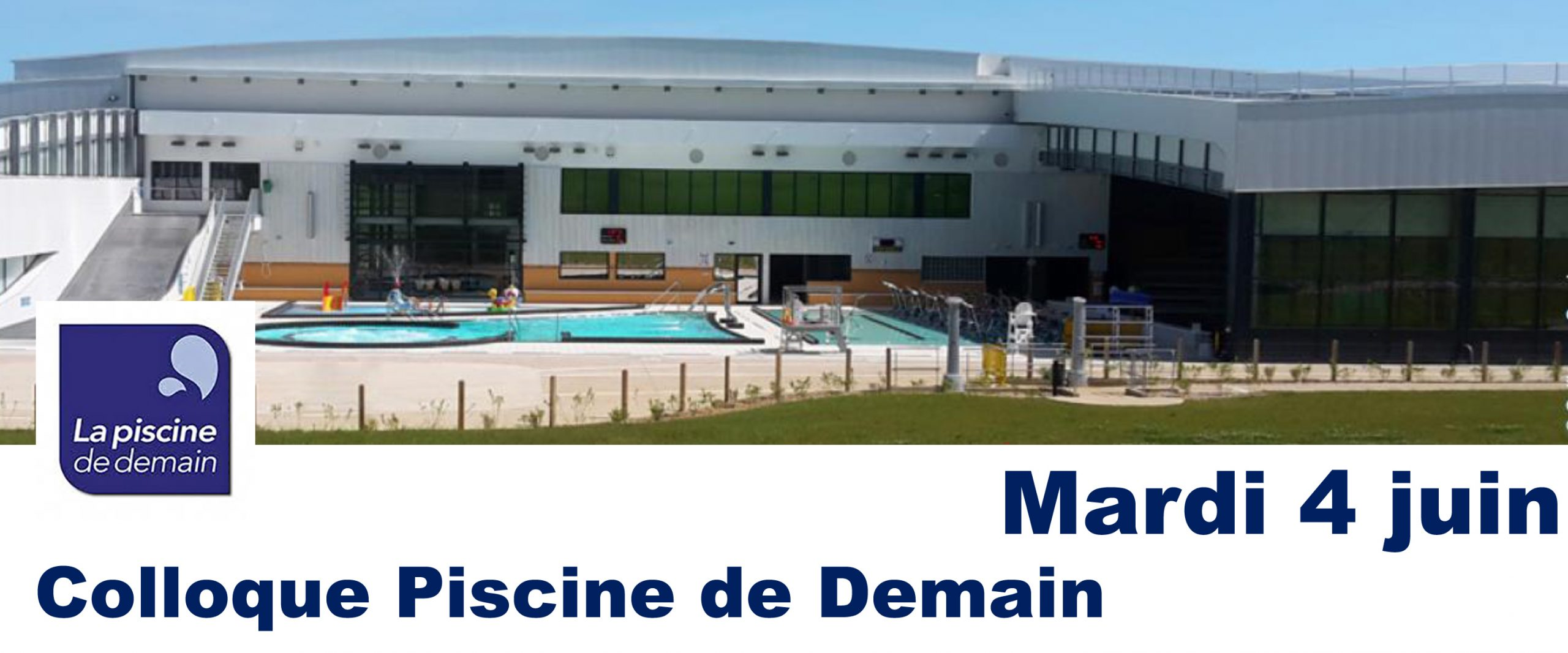21Ème Édition De La Piscine De Demain : Colloque Au Centre ... serapportantà Piscine De Mornant