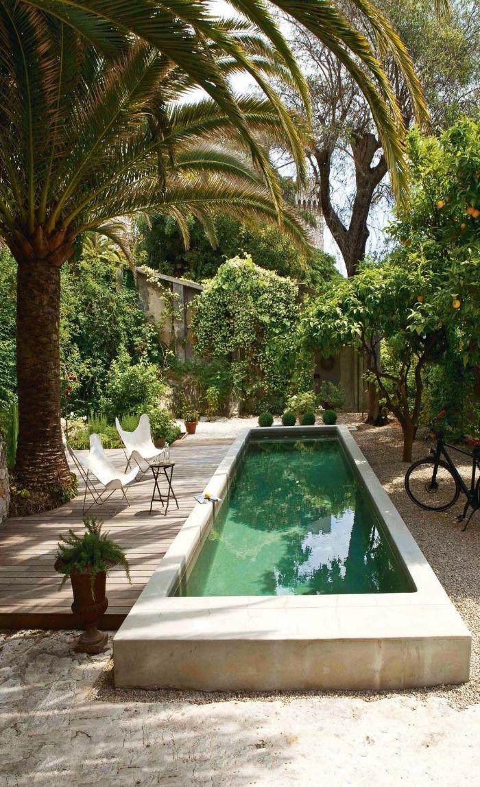 228 Best Pool Images In 2020   Pool Designs, Swimming Pools ... dedans Piscine Epdm