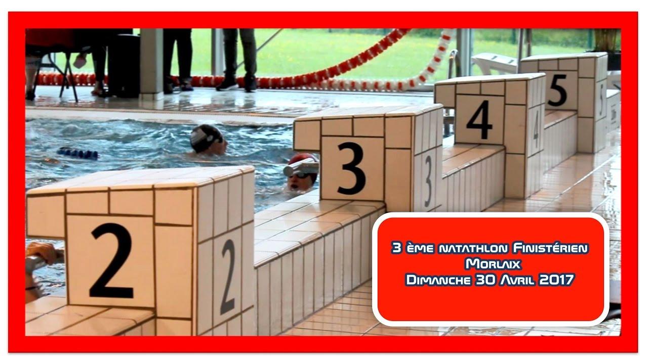 3 Ème Natathlon Jeune Du Finistere À Morlaix Le 30 Avril 2017 serapportantà Piscine Morlaix