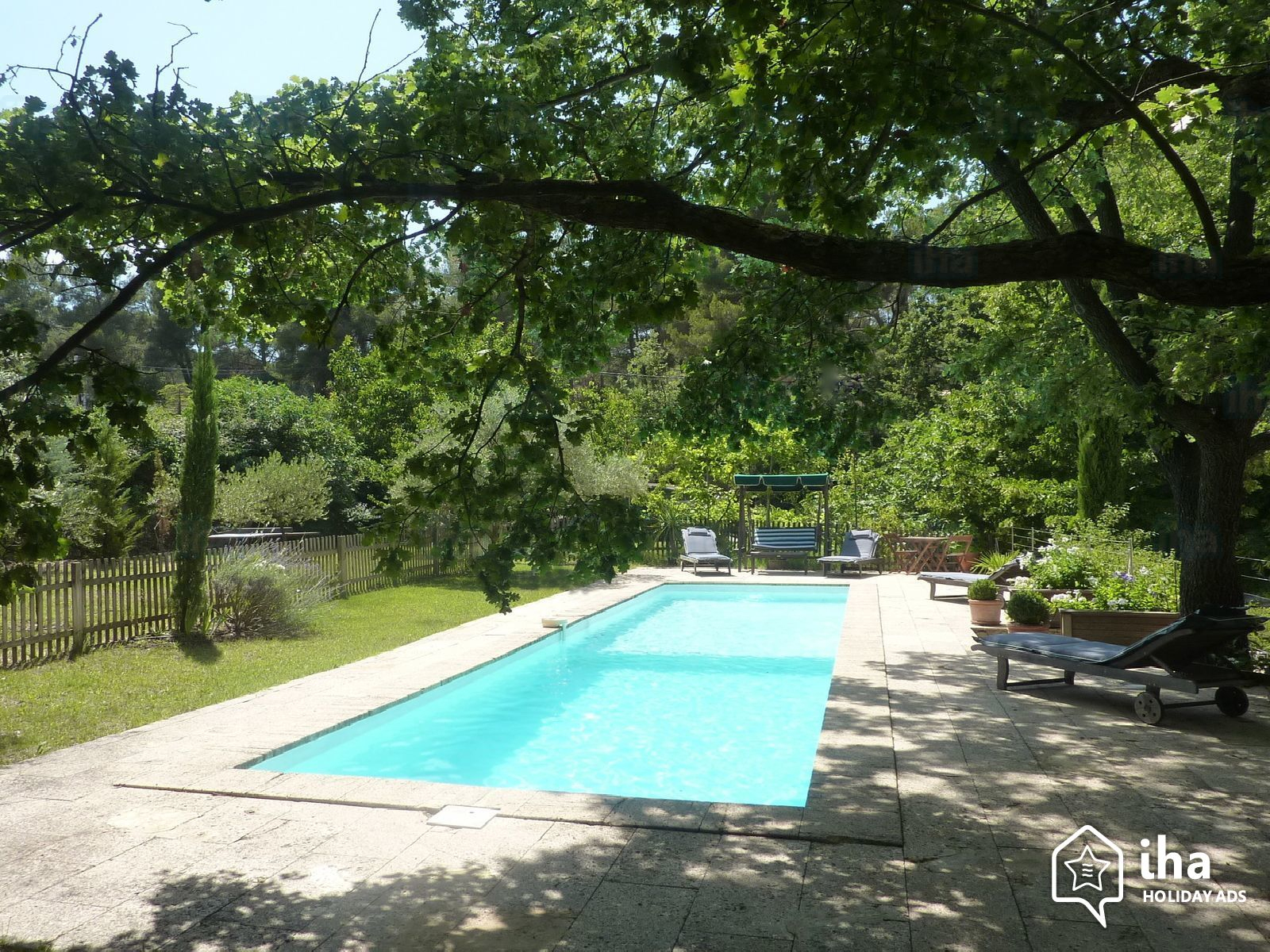 4 Bedrooms House For Rent From 2 To 8 People tout Piscine Fuveau