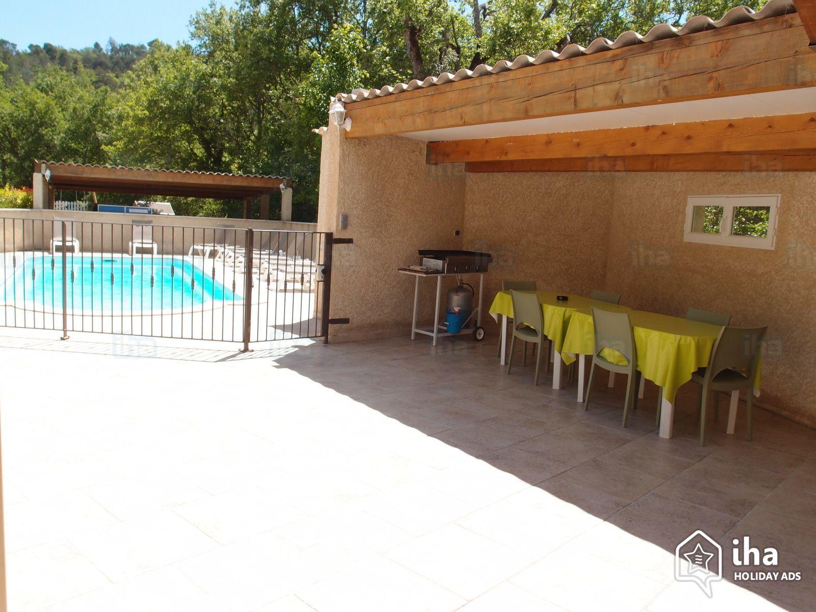 4 Bedrooms Villa For Rent From 2 To 10 People avec Cash Piscine Manosque