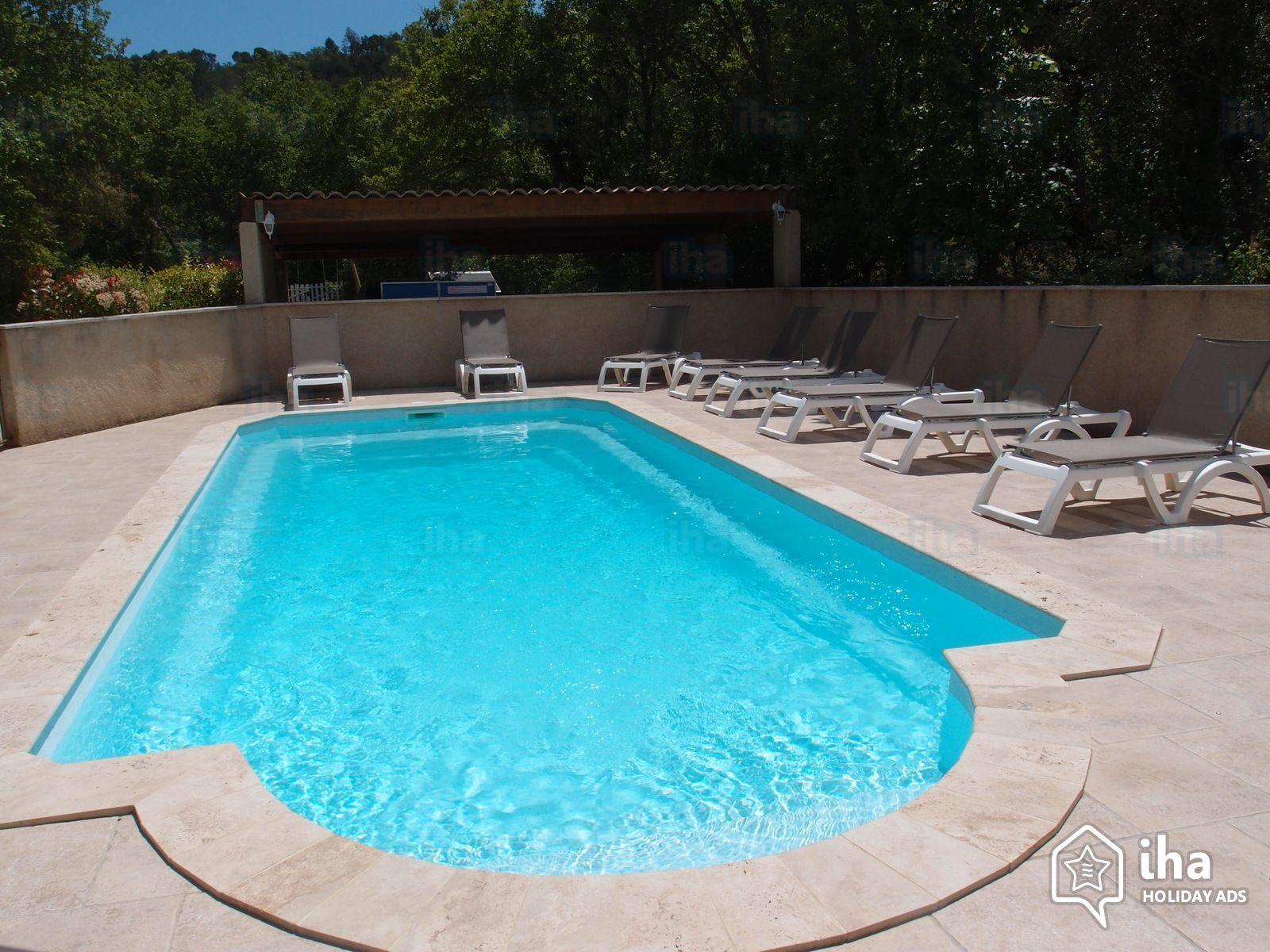 4 Bedrooms Villa For Rent From 2 To 10 People pour Cash Piscine Manosque