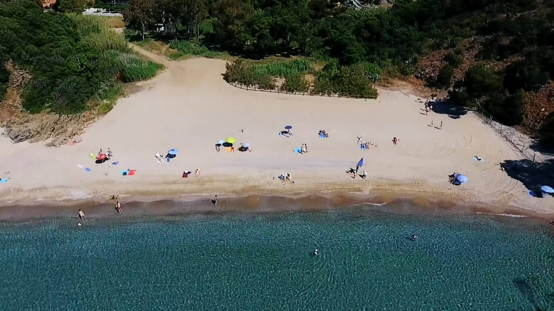 4* Campsite In Cavalaire In The Var By The Sea With Beach Access à Camping Var Avec Piscine