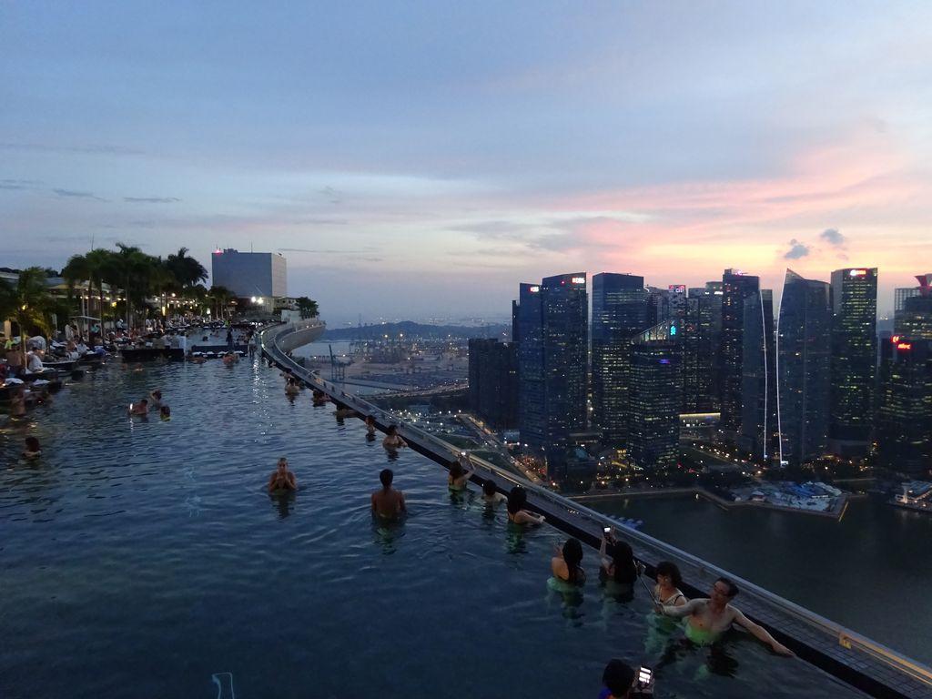 4 Jours À Singapour : Visites Et Bons Plans | Happycurio à Piscine Singapour