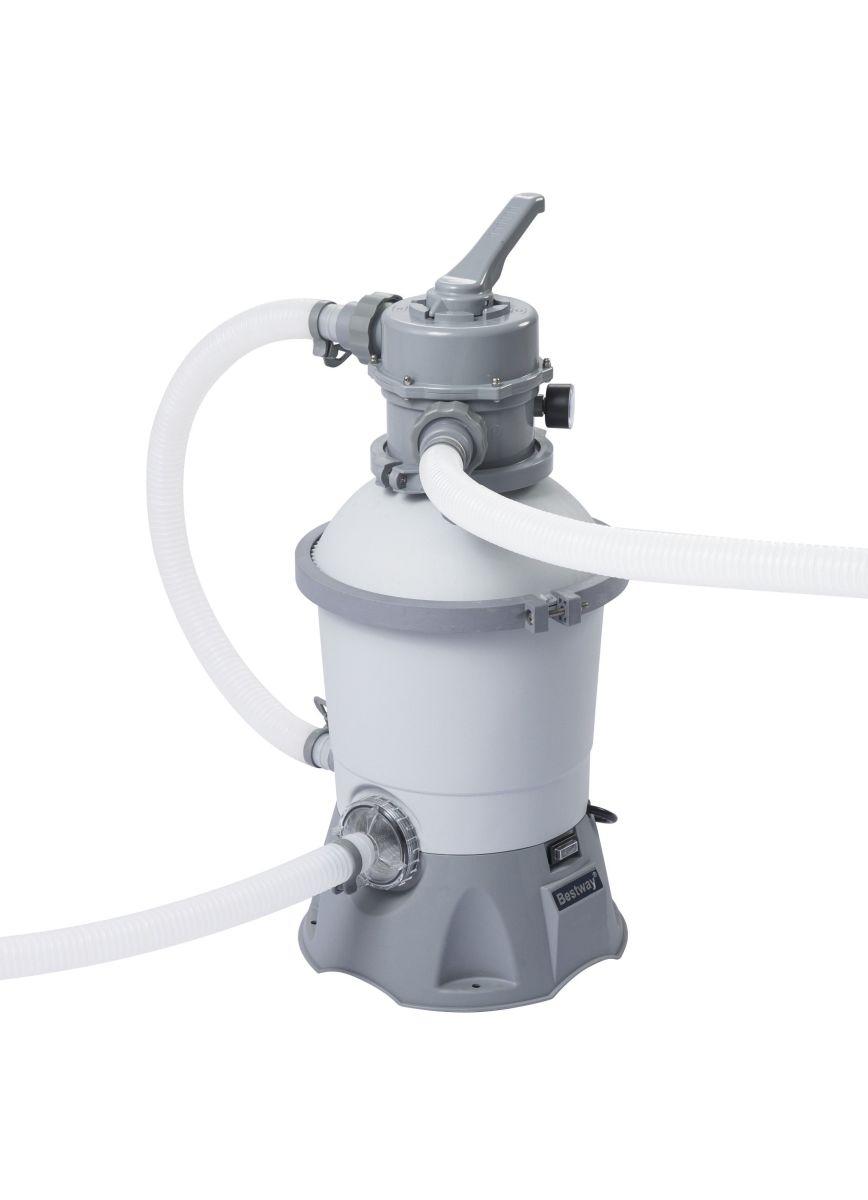 58397 - Filtre À Sable Flowclear™ Débit 2,006L/h pour Filtre A Sable Piscine Mode D Emploi