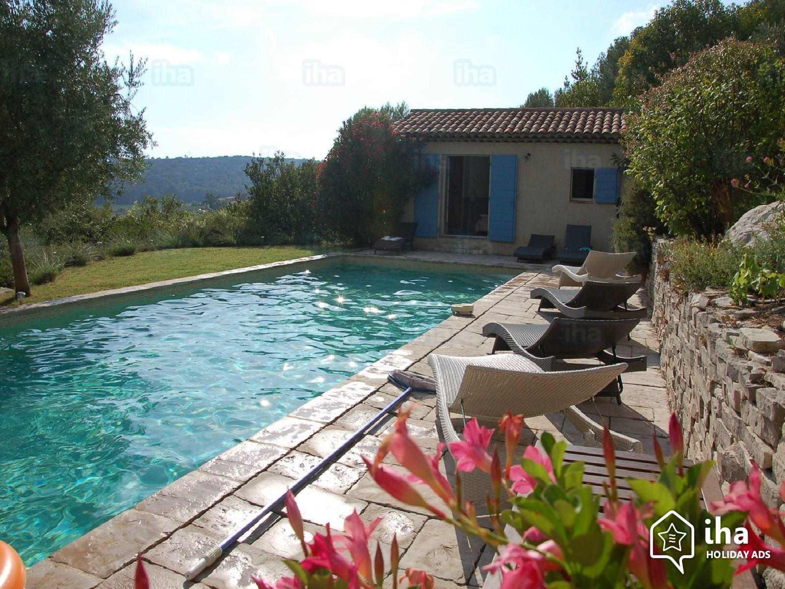 6 Bedrooms House For Rent From 10 To 12 People destiné Cash Piscine Venelles
