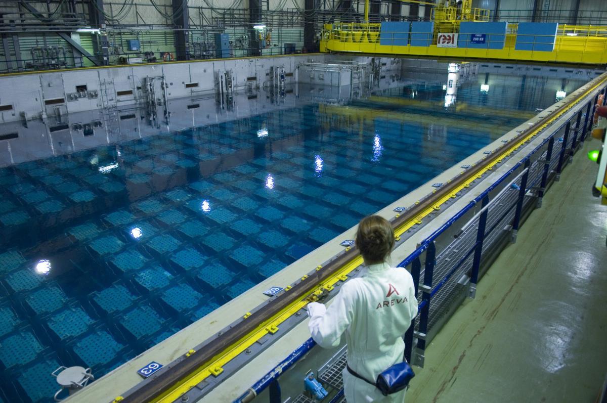 6. La Hague (Areva) | European Nuclear Young Generation ... pour Generation Piscine