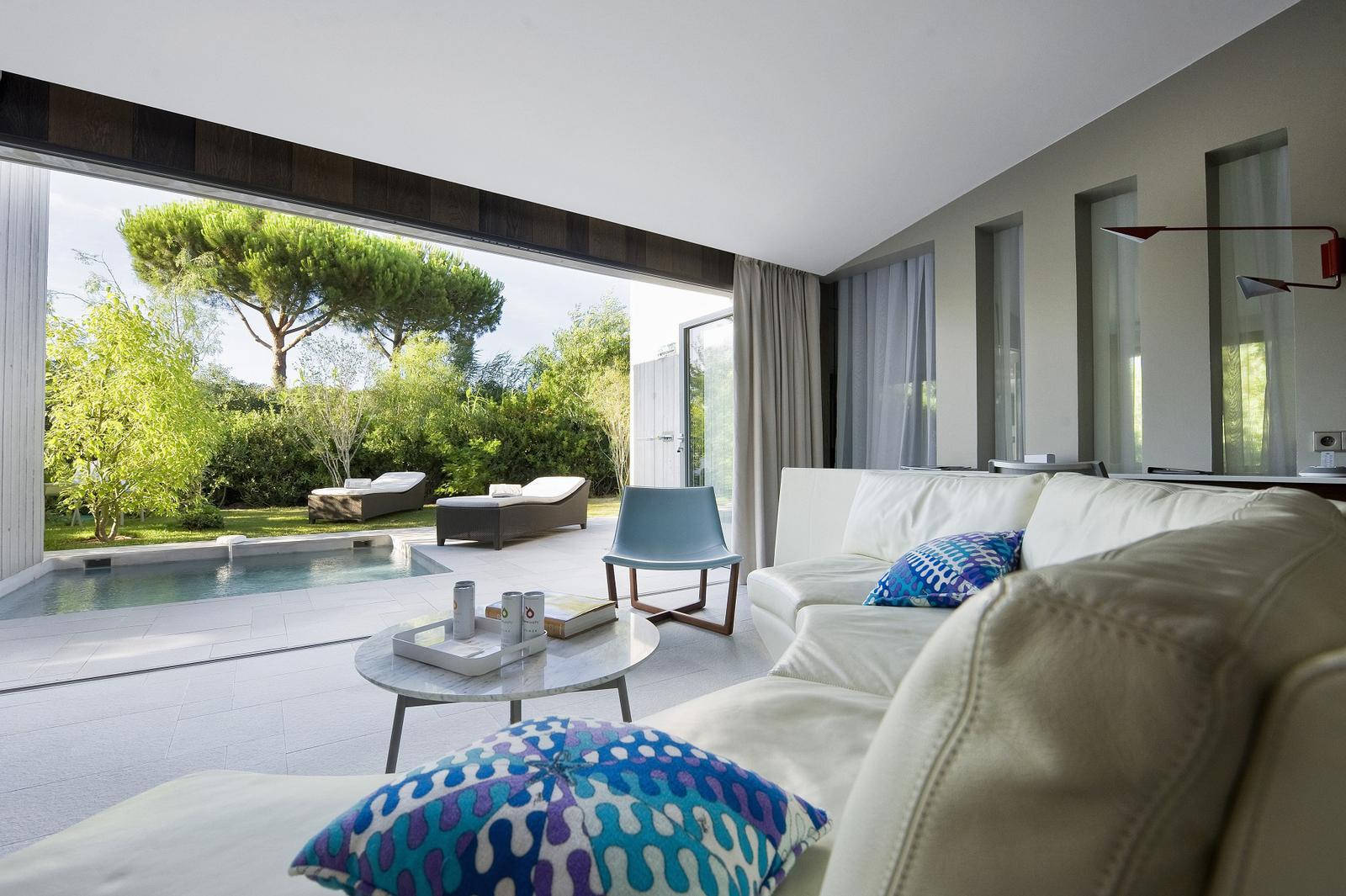 6 Superbes Hôtels Avec Piscine Privée Dans Votre Chambre En ... avec Hotel Piscine Privée France