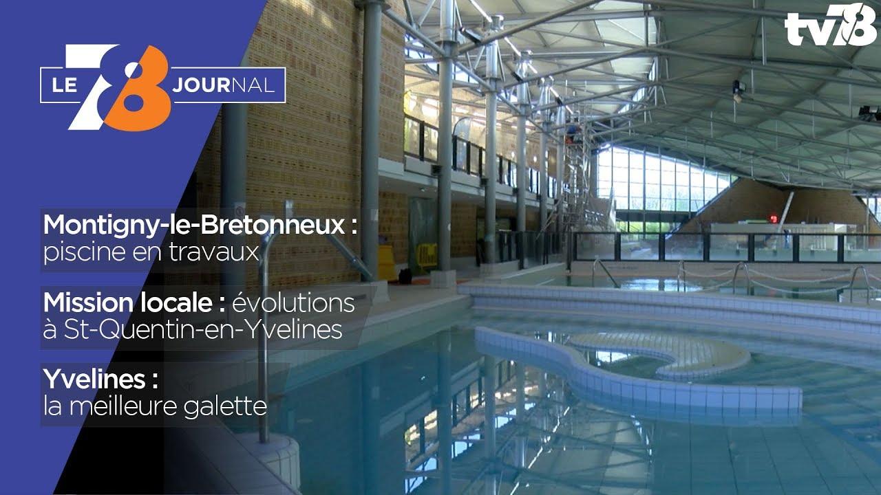 7/8 Le Journal - Jeudi 4 Janvier 2018 concernant Piscine Montigny Le Bretonneux