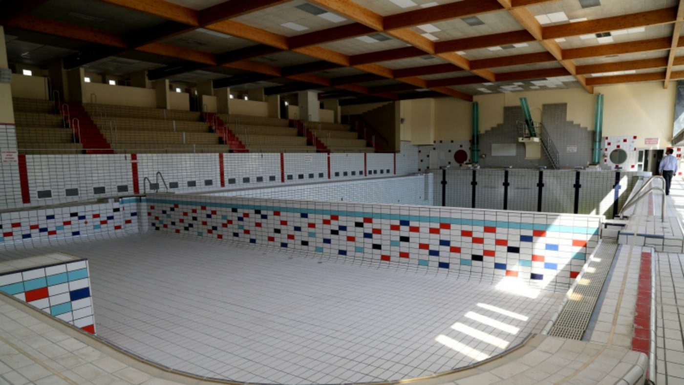 À Marseille, Les Piscines Seront Bientôt Une Affaire Privée à Piscine Vallier