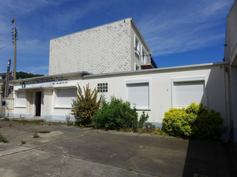A Vendre Local Bureaux Sur Le Havre - Upf Patrimoine avec Piscine Criquetot