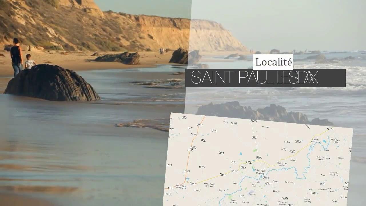 A Vendre - Maison/villa - Saint Paul Les Dax (40990) - 4 ... intérieur Piscine Saint Paul Les Dax
