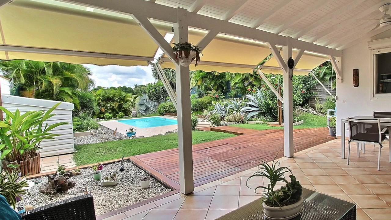 A Vendre - Villa T4 Duplex Avec Piscine - Saint François / Guadeloupe avec Piscine Saint Francois