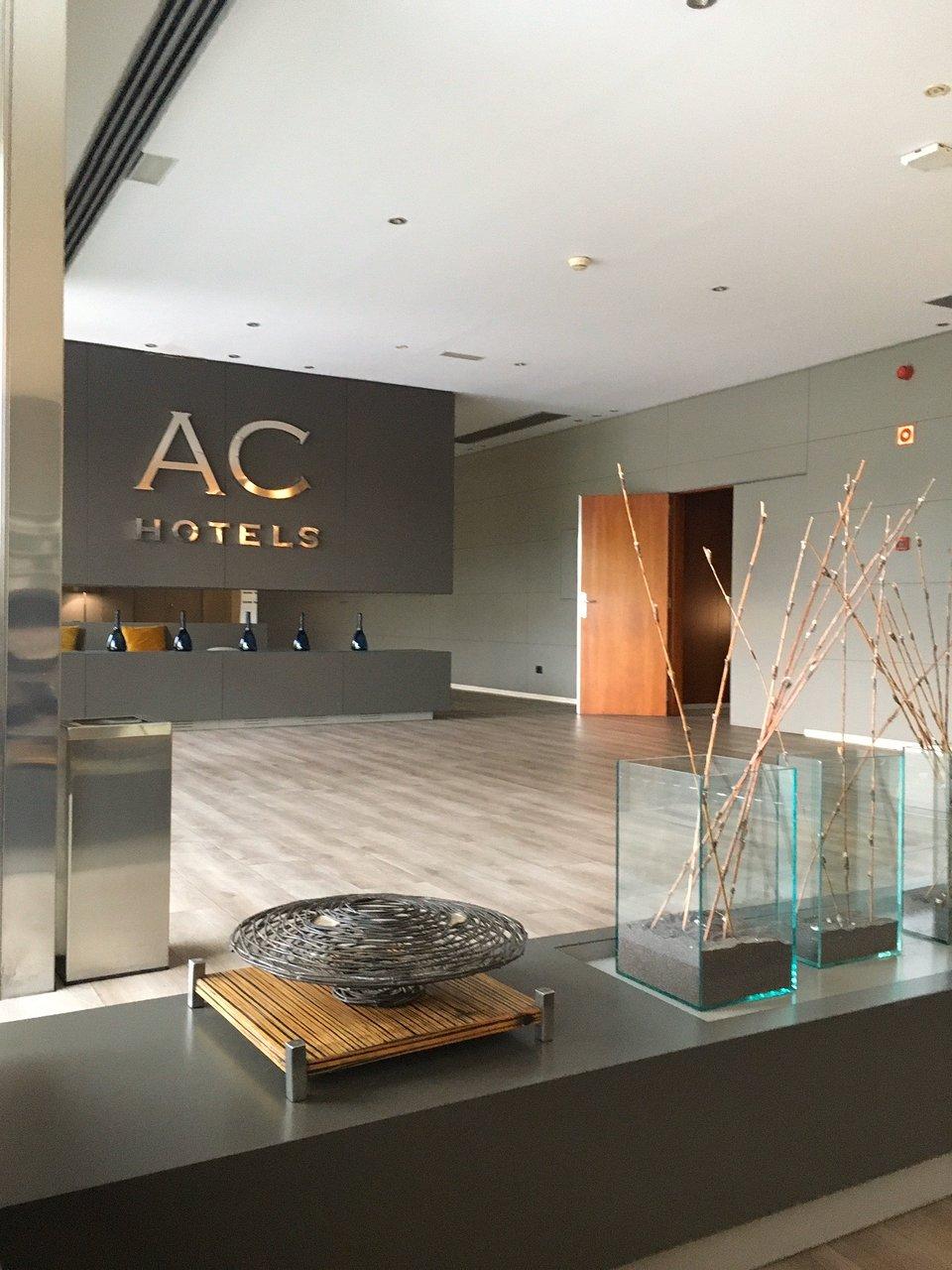 Ac Hotel Sevilla Forum (Seville, İspanya) - Otel Yorumları ... concernant Hotel Seville Piscine