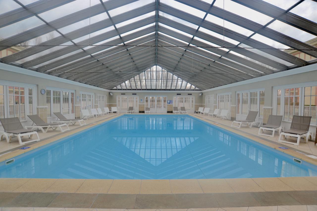 Ac Tourisme Le Touquet - Appartements Avec Piscine Et Tennis ... intérieur Hotel Avec Piscine Paris