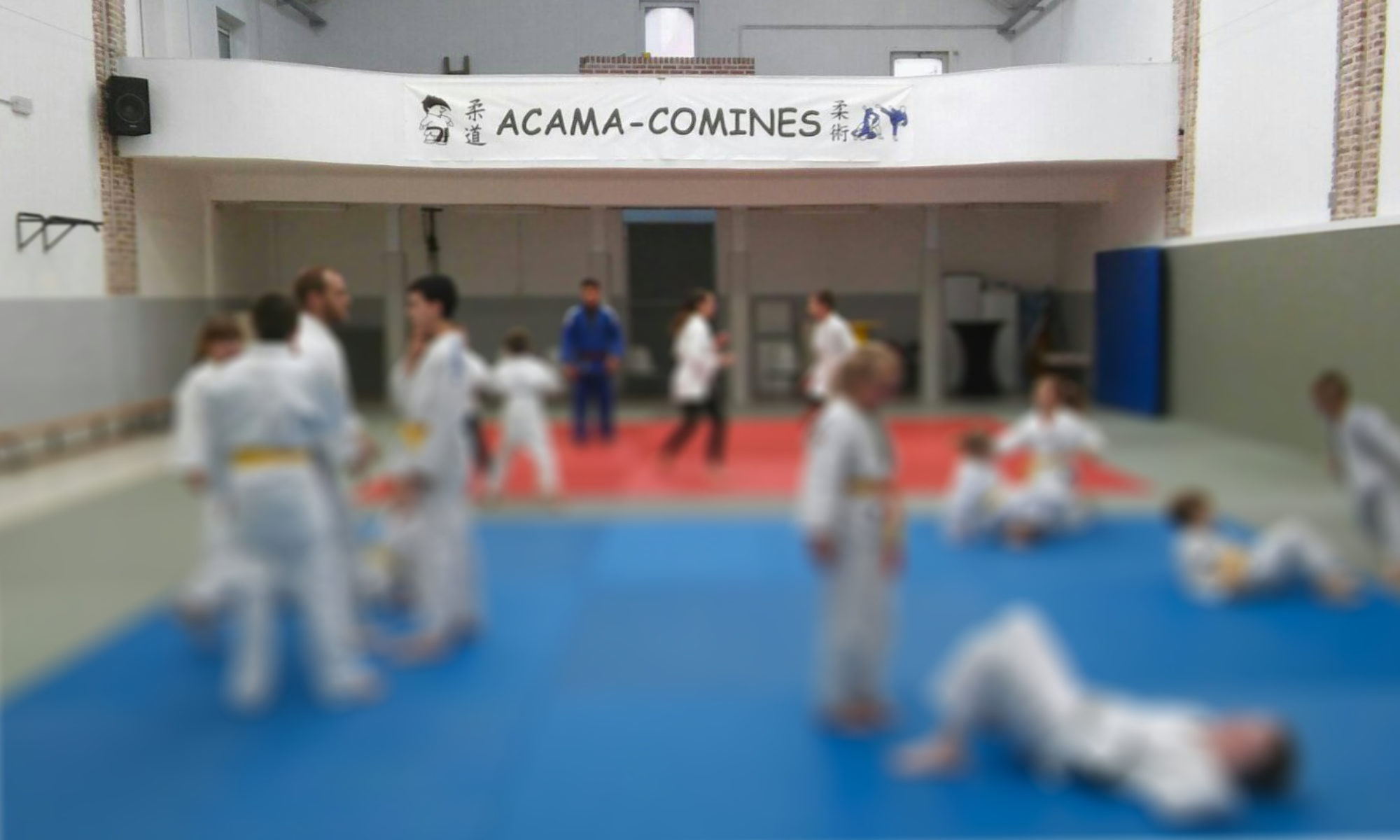 Acama – Judo Et Ju-Jitsu À Comines dedans Piscine Comines Belgique