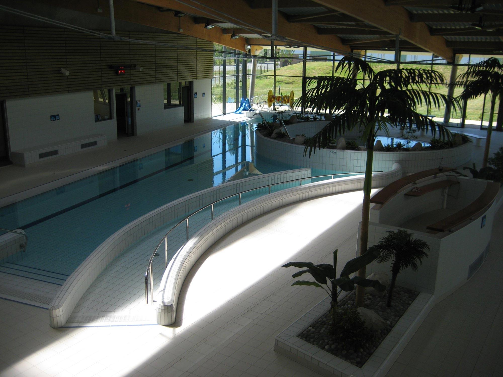 Acaum - Architectes Le Havre - : Piscine tout Piscine Montivilliers