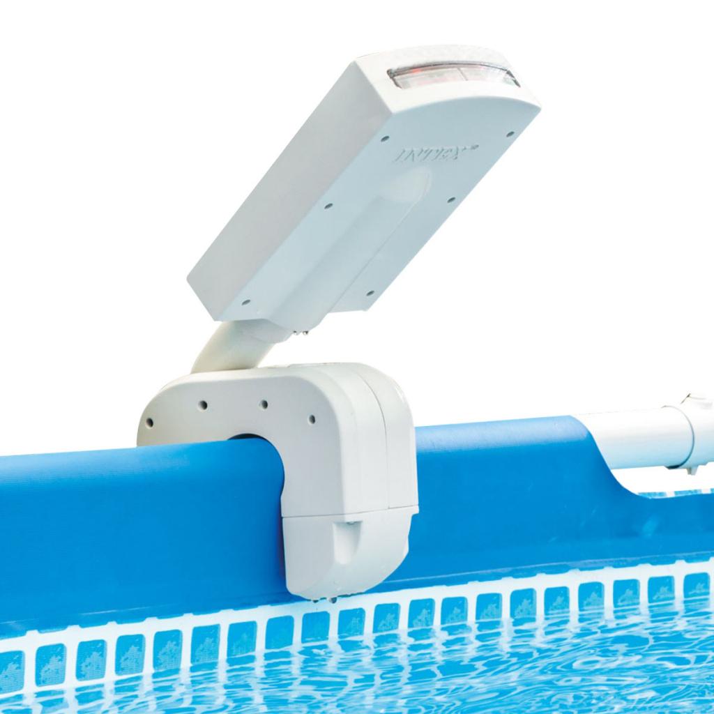 Accessoires Pour Piscines & Spas Intex Projecteur De Piscine Led Pp 28089 destiné Eclairage Piscine Hors Sol