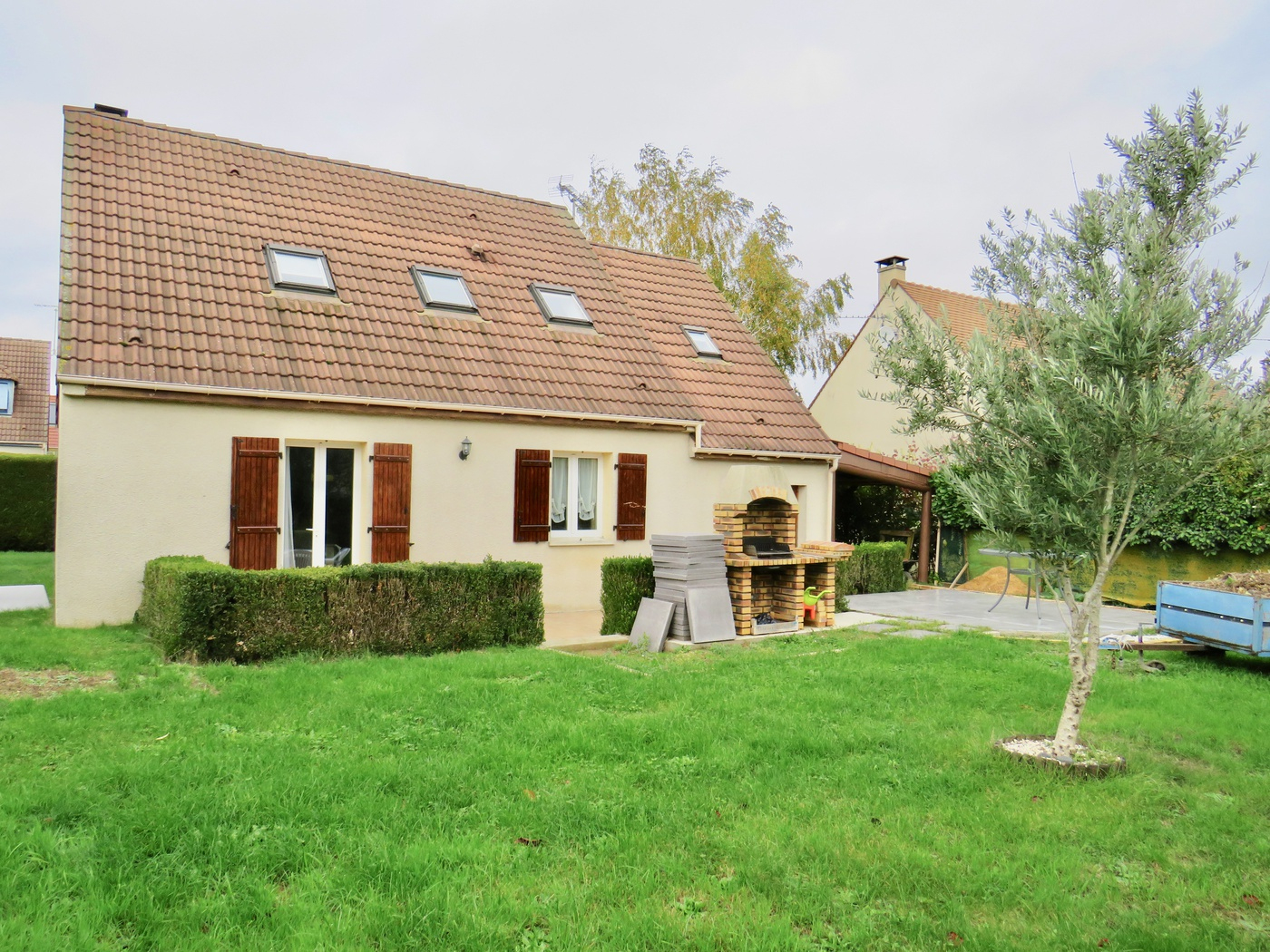 Achat Maison 100 M2 Auneau-Bleury-Saint-Symphorien (28700 ... dedans Piscine Auneau