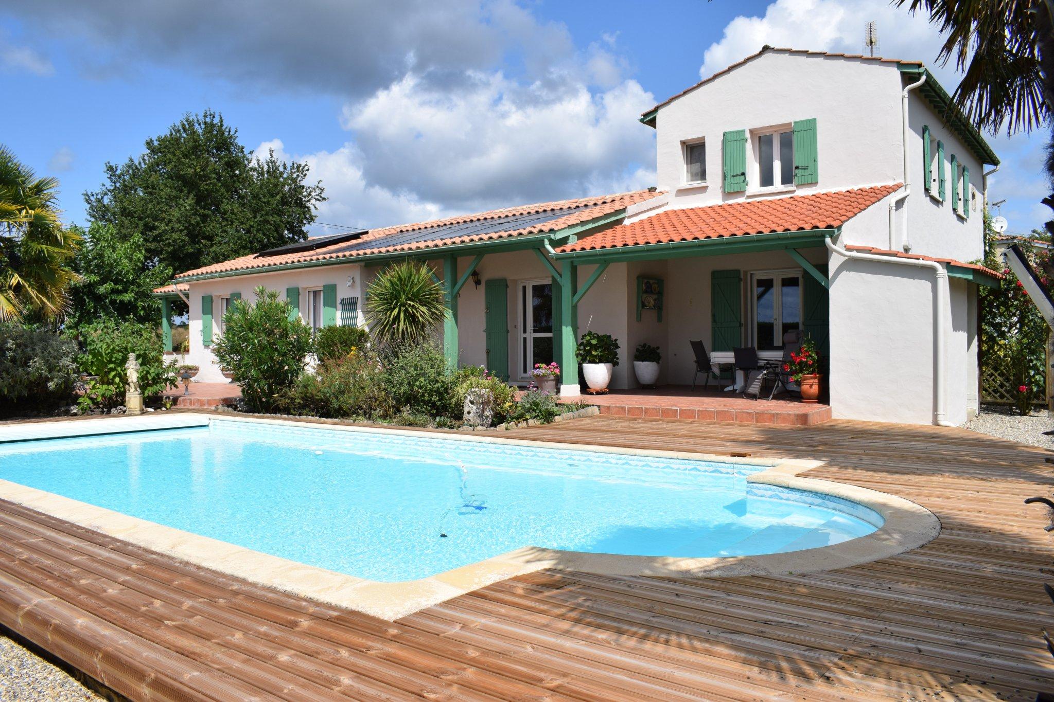 Achat Maison - Lavardac 47230 - Ds374 - 1500 M2 destiné Piscine Blanquefort