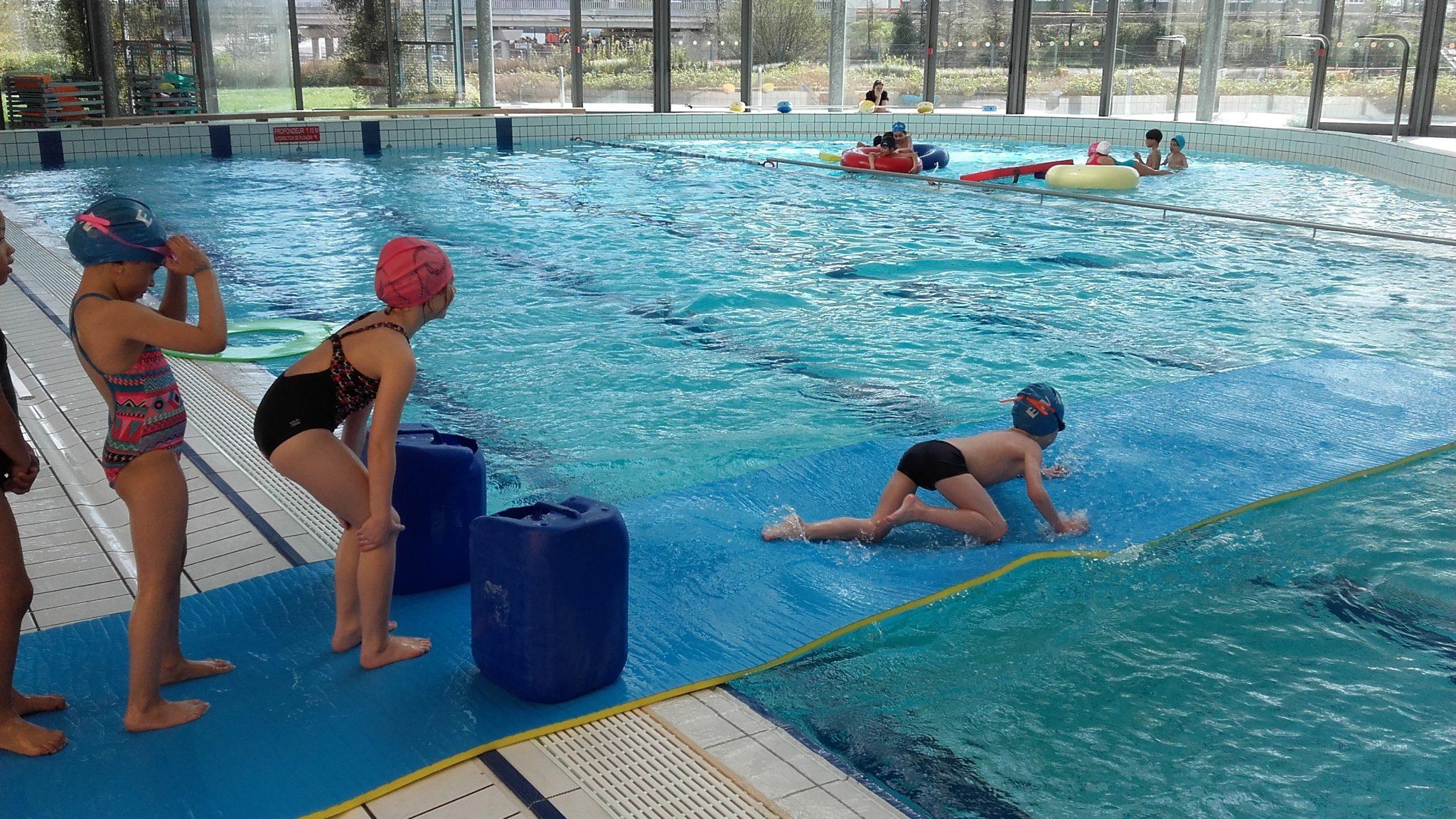 Activité Aquatique Cycle 2 - Ecole Notre Dame De Toutes ... concernant Piscine Petite Amazonie