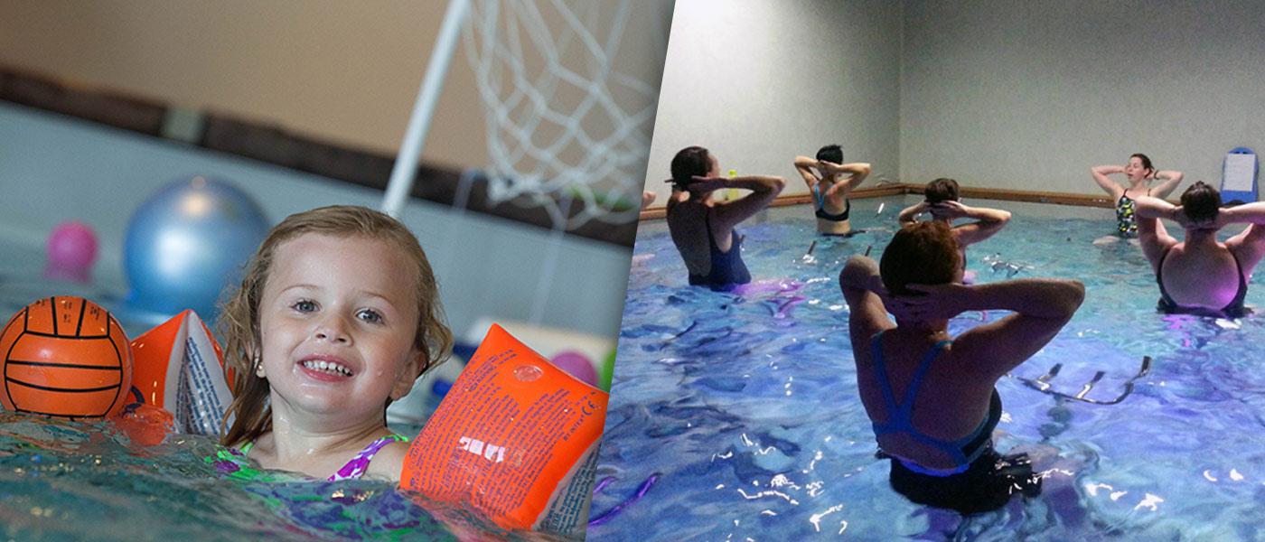 Activités Aquatiques Enfants Et Adultes Détaillées à Piscine Ancenis
