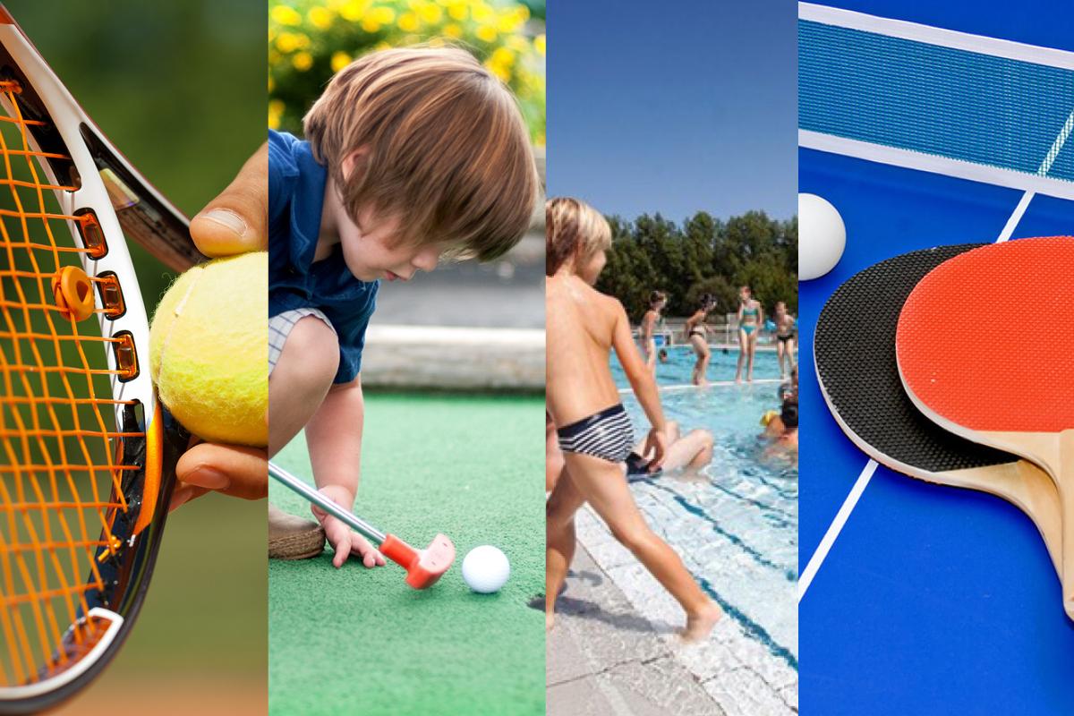 Activités Ludiques Et Sportives Sur Place: à Bracelet Connecté Piscine