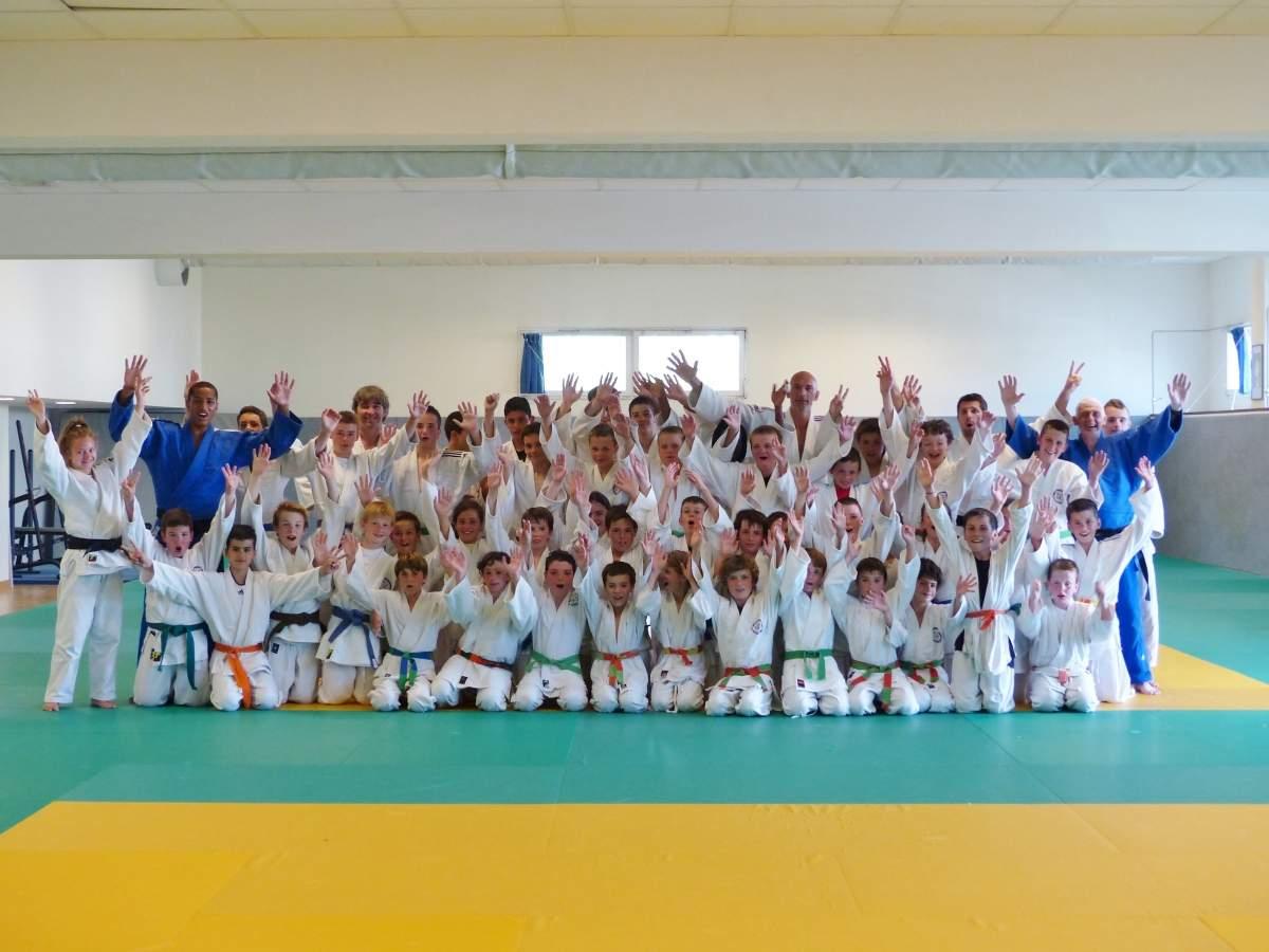 Actualité - Stage Benjamins Minimes À Janzé (35) - Club Judo ... avec Piscine Janze