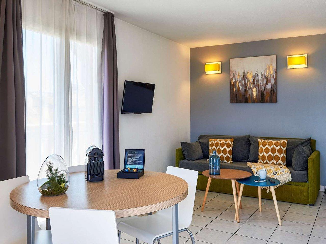 Adagio Access Nice Magnan (Nice, Fransa) - Otel Yorumları Ve ... serapportantà Piscine Jean Medecin Nice