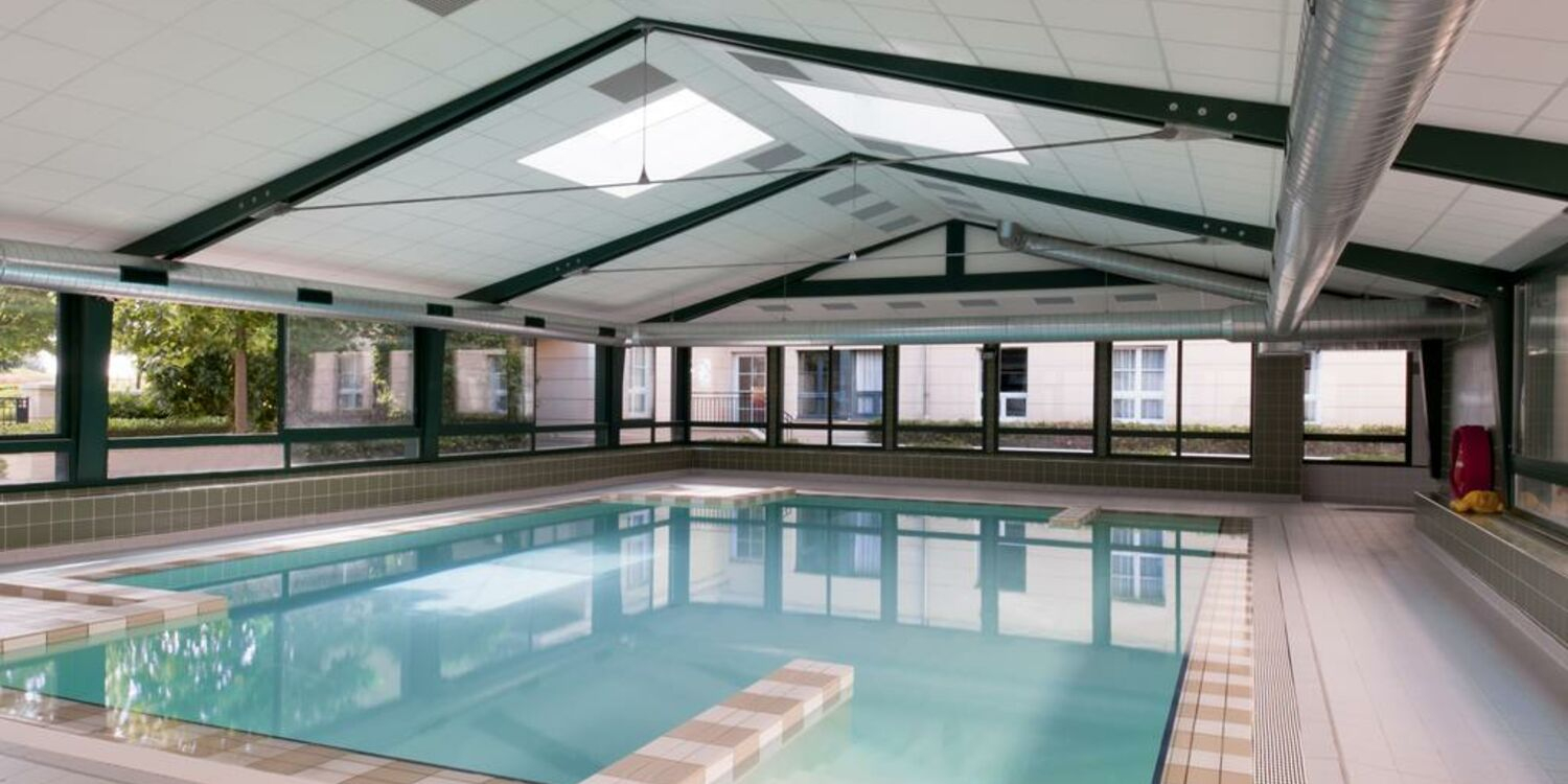 Adagio City Aparthotel Val D'europe | Lieu À Privatiser En ... intérieur Piscine Bailly Romainvillier
