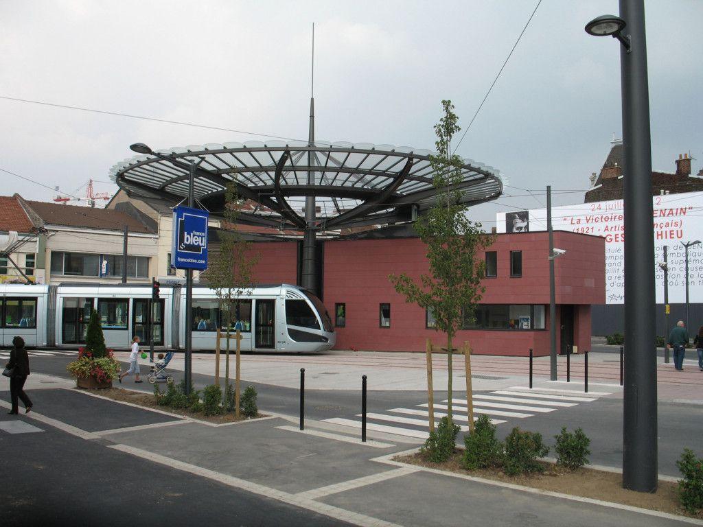 Agence Commerciale Et Sig, Pôle Villars À Denain ... à Piscine Denain