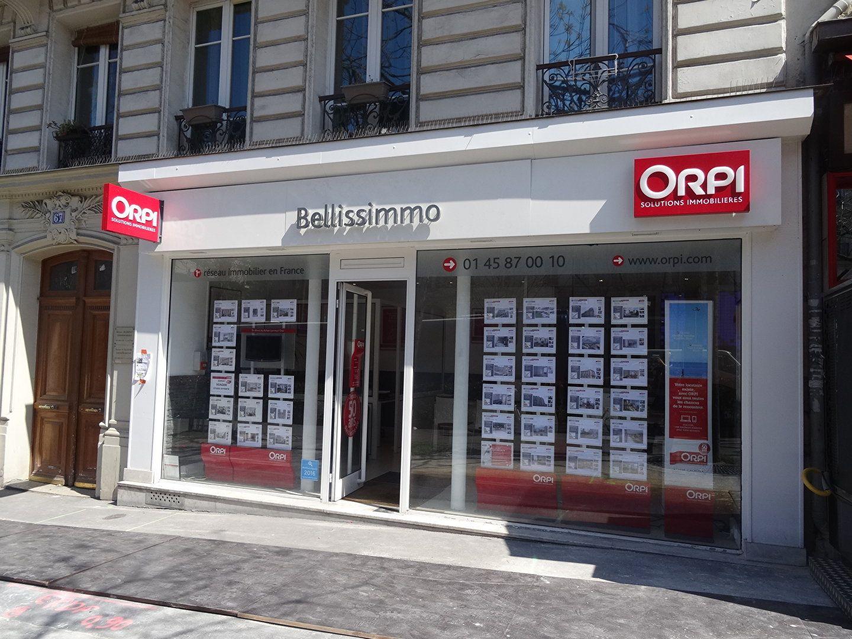 Agence Immobilière Paris – Agence Bellissimmo À Paris | Orpi tout Piscine 13Eme