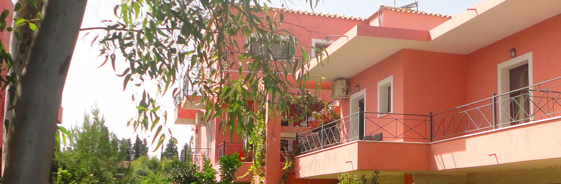 Aikaterini Apartments intérieur Prix Piscine Desjoyaux 6X3