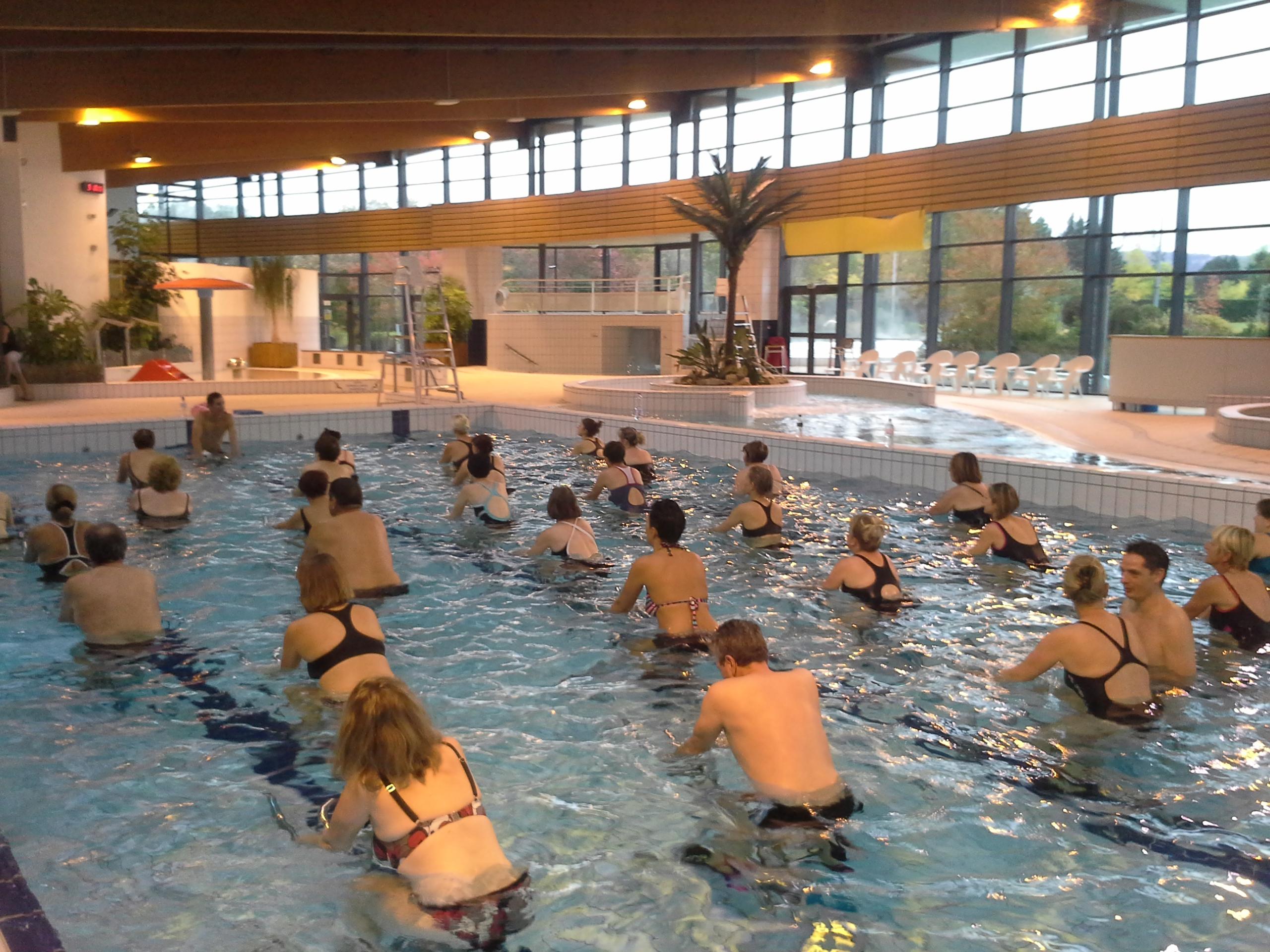 Ain'pulse - Centre Aquatique De Loisirs & Remise En Forme À ... intérieur Piscine Saint Vulbas