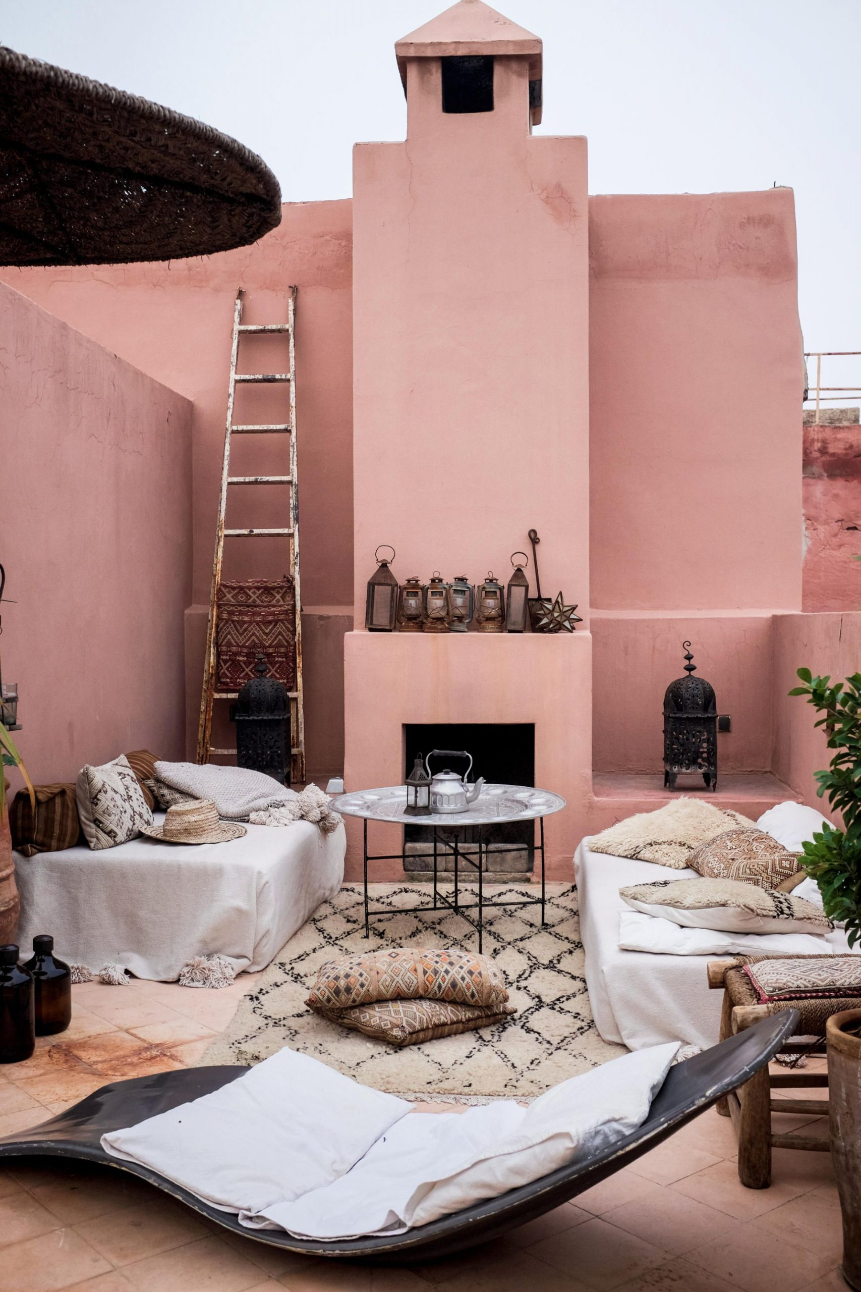 Airbnb Riad, Marrakech I Stayed In The Most Amazing Airbnb ... destiné Riad Marrakech Avec Piscine
