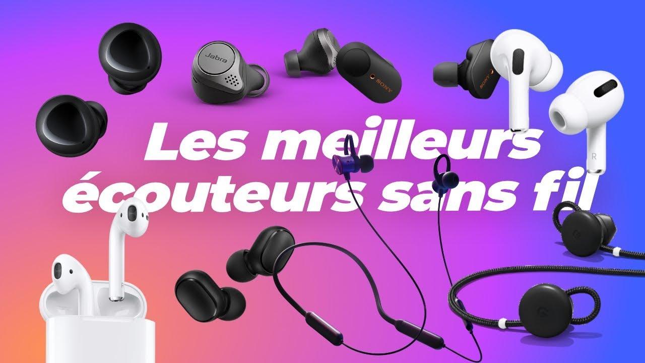 Airpods Et Alternatives : Les Meilleurs Écouteurs Sans Fil ... dedans Ecouteur Piscine