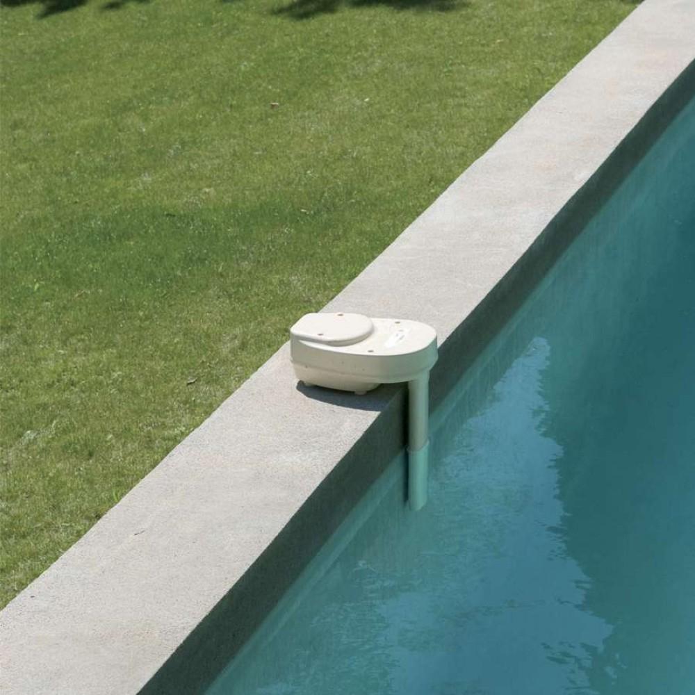 Alarme Piscine Sensor Premium + Télécommande concernant Margelle Piscine Point P