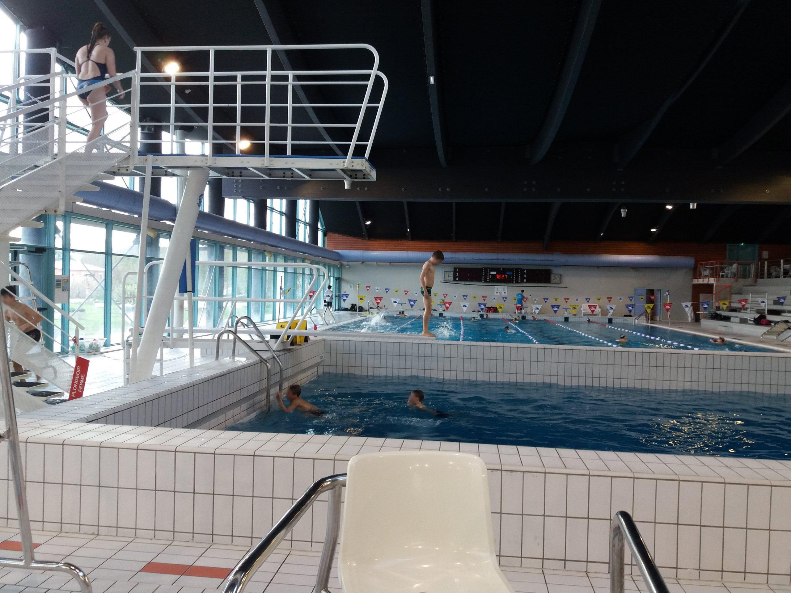 """Albi (81 - Tarn, France) - Espace Aquatique """"atlantis ... avec Piscine Atlantis Albi"""