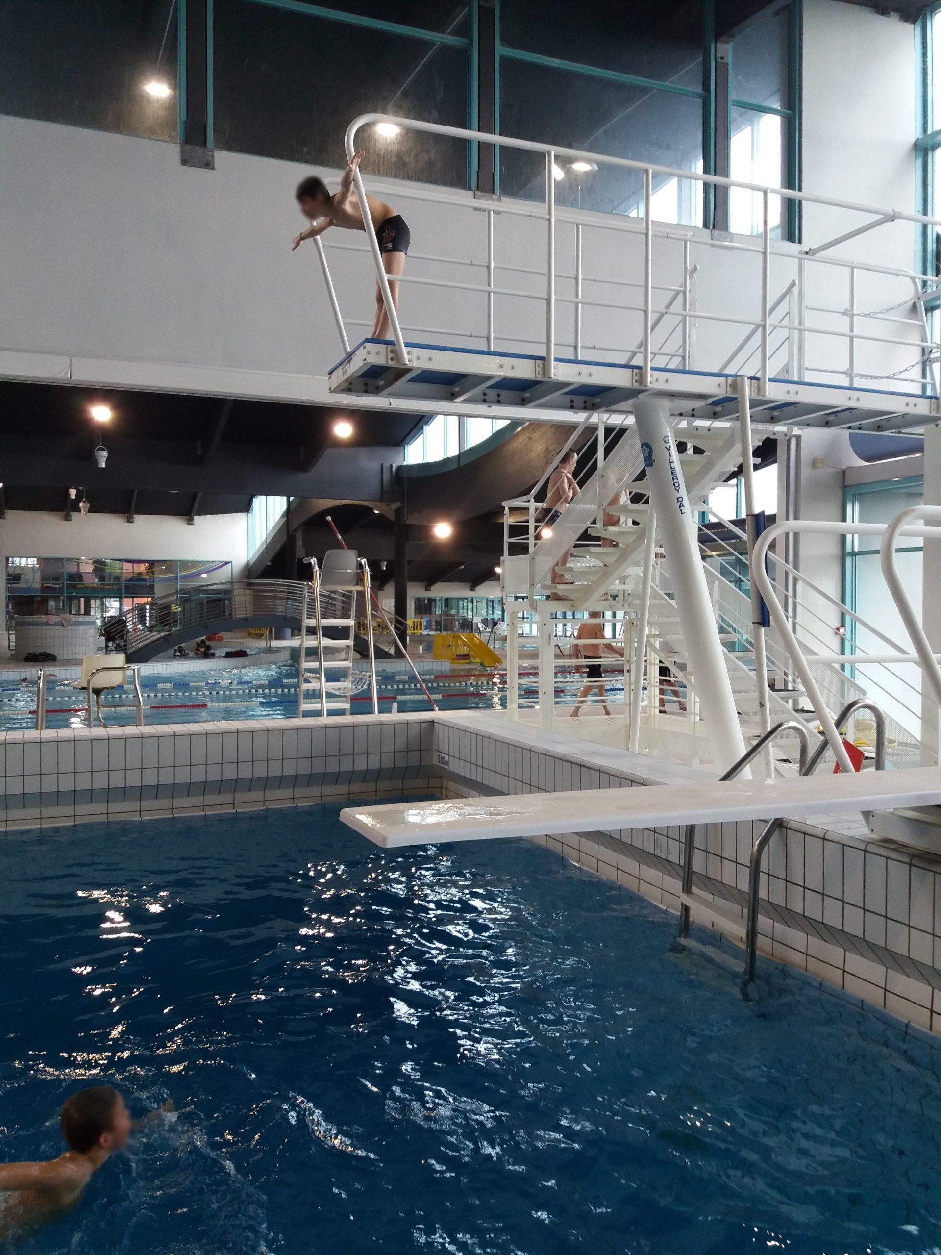 """Albi (81 - Tarn, France) - Espace Aquatique """"atlantis ... dedans Piscine Atlantis Albi"""