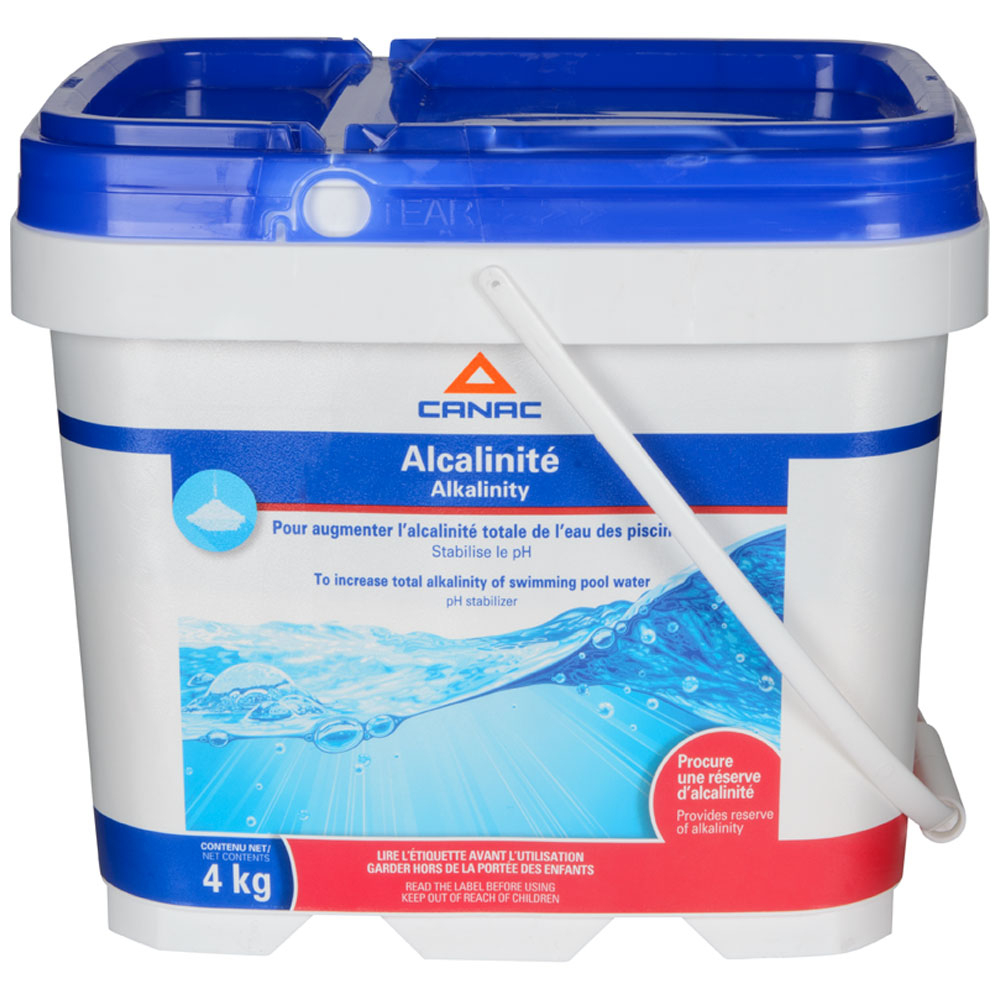 Alcalinite Jacuzzi | Enredada avec Alcalinité Piscine