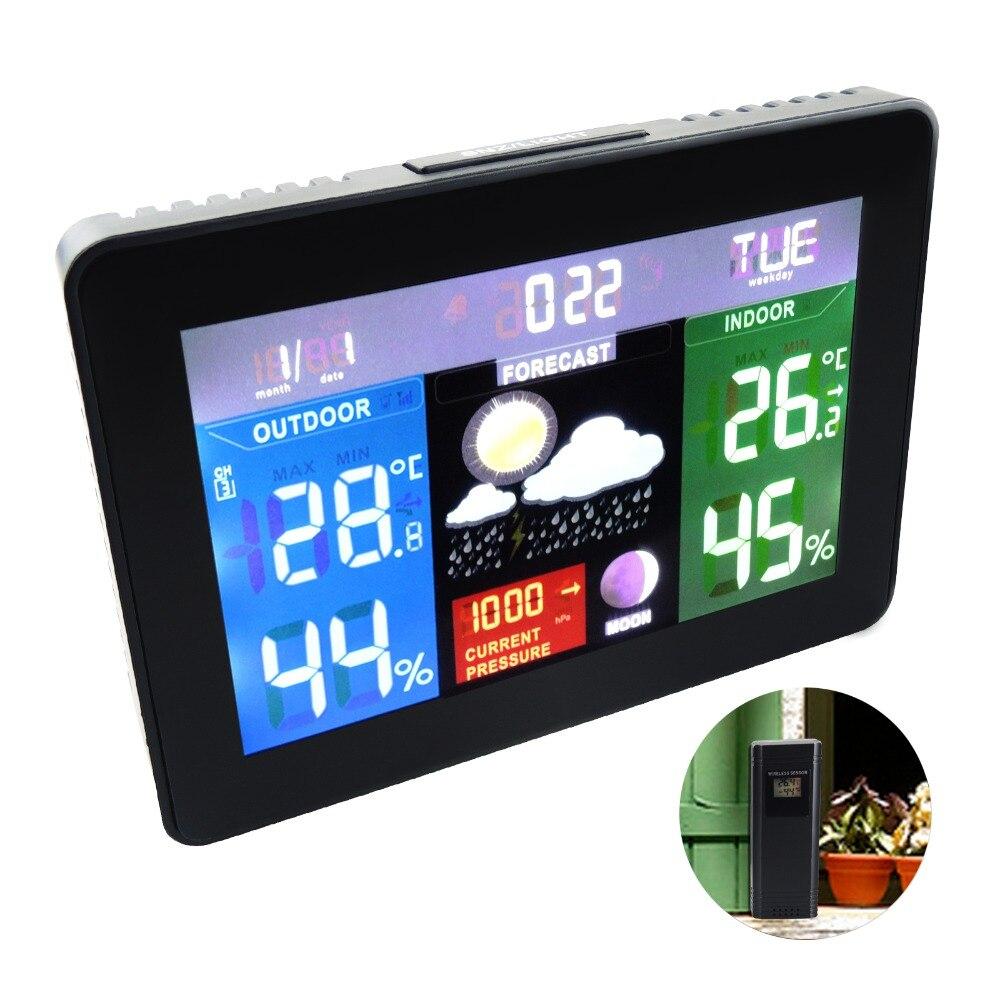 Aletler'ten Sıcaklık Cihazları'de Kablosuz Sensörler Hava ... pour Testeur Piscine Électronique